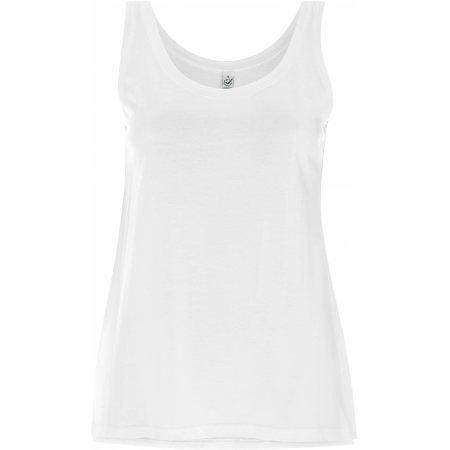 Women's Tencel Blend Vest von EarthPositive (Artnum: EP44