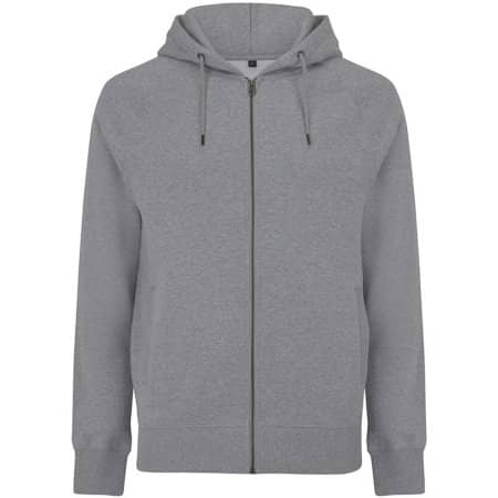 Earthpositive Unisex Zip-Up Hoody von EarthPositive (Artnum: EP61Z