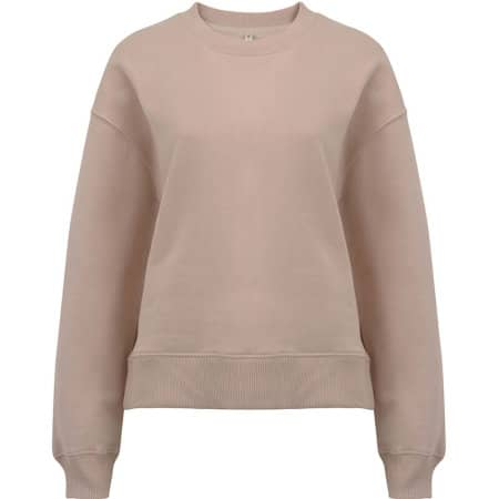 Heavy Womens Drop Shoulder Sweatshirt von EarthPositive (Artnum: EP64