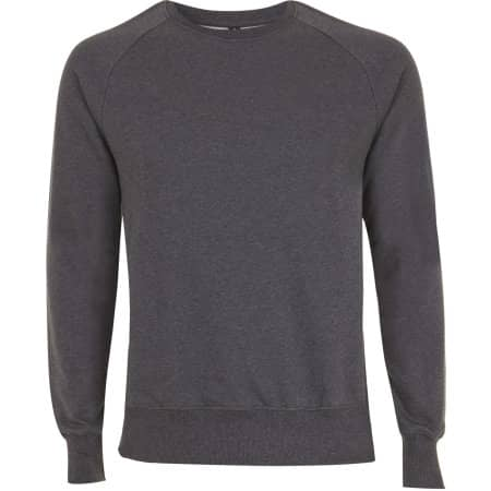 Mens Raglan-Sweatshirt von EarthPositive (Artnum: EP65