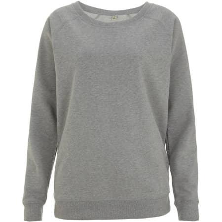 Women`s EP® Sweatshirt von EarthPositive (Artnum: EP66