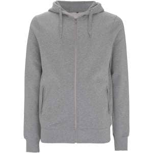 Mens/Unisex Sweat Zip Up Hoody