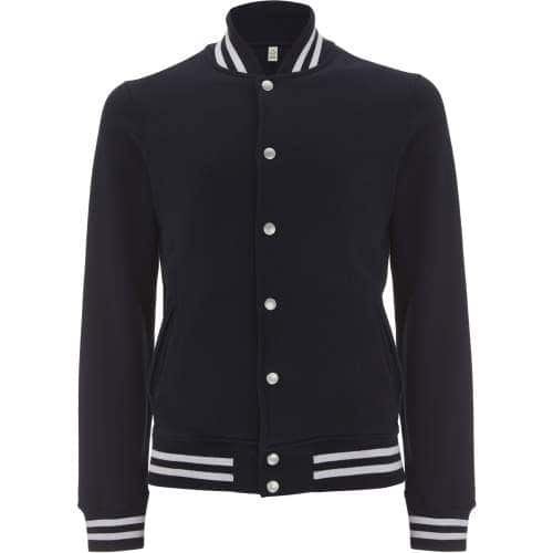 EarthPositive - Men's Varsity Jacket