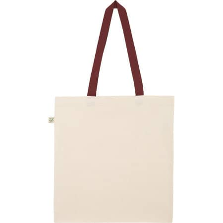 Organic Heavy Tote Bag von EarthPositive (Artnum: EP71
