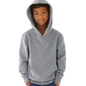 Earthpositive® Junior Organic Hooded Pullover