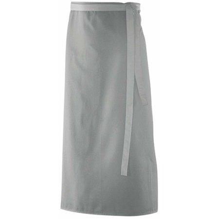 Schürze 90 x 60 cm in Silver Grey von Exner (Artnum: EX101