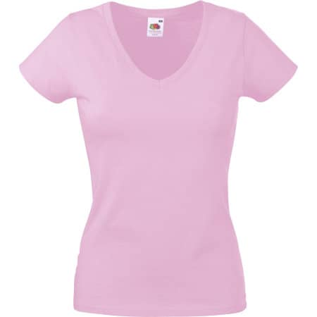 Valueweight V-Neck T Lady-Fit von Fruit of the Loom (Artnum: F271N