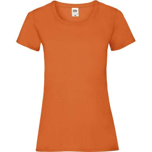 Fruit of the Loom - Valueweight T Lady-Fit