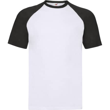 Shortsleeve Baseball T von Fruit of the Loom (Artnum: F295