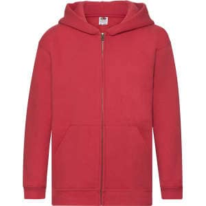 Premium Hooded Sweat Jacket Kids