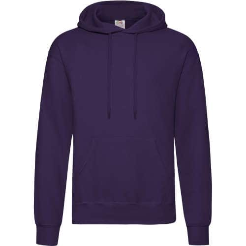 Fruit of the Loom - Classic Hooded Sweat