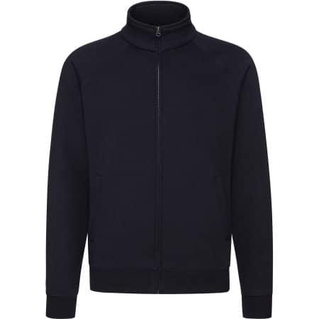 Premium Sweat Jacket von Fruit of the Loom (Artnum: F457