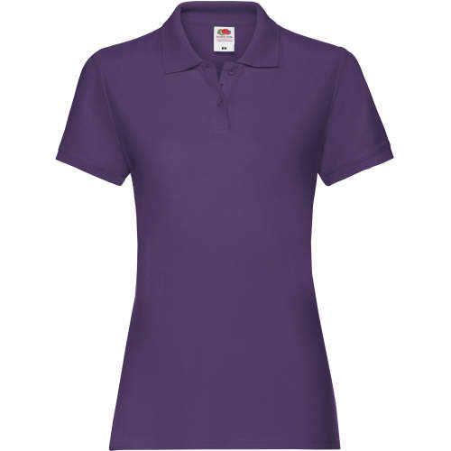 Fruit of the Loom - Premium Polo Lady-Fit