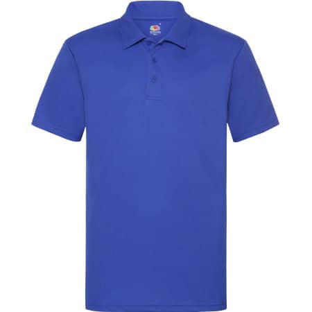 Men`s Performance Polo von Fruit of the Loom (Artnum: F550