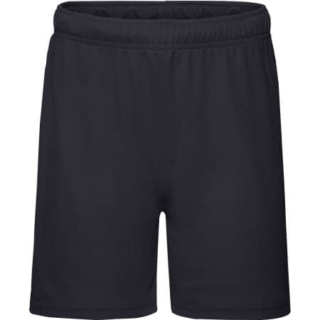 Performance Shorts Kids von Fruit of the Loom (Artnum: F554K