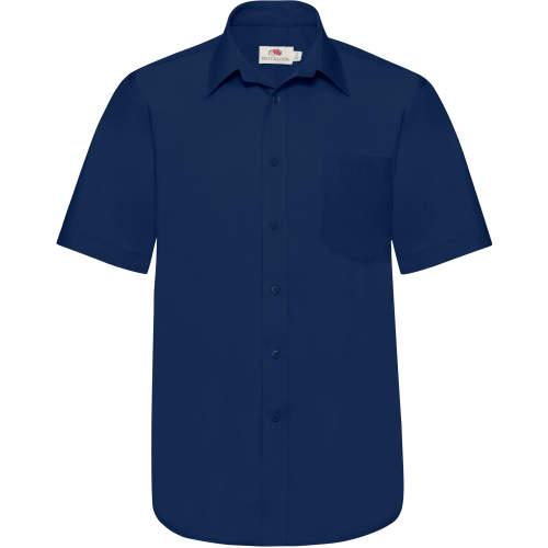 Fruit of the Loom - Men`s Long Sleeve Poplin Shirt