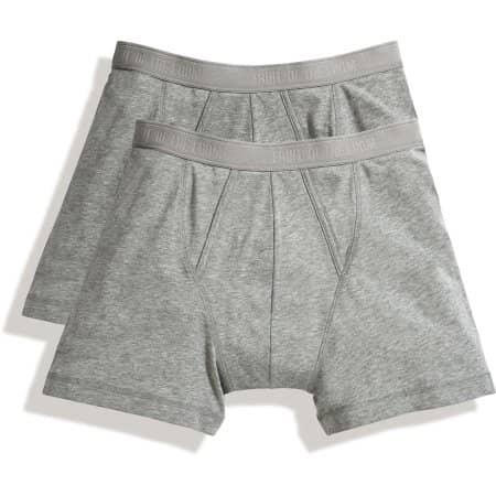Classic Boxer (2 Pair Pack) von Fruit of the Loom Underwear (Artnum: F993