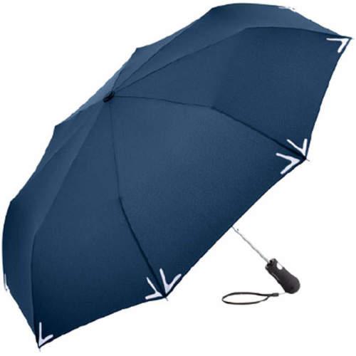 FARE - Safebrella® LED Automatik Mini Taschenschirm