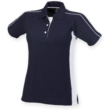 Ladies` Sports Polo von Finden+Hales (Artnum: FH323