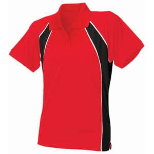 Ladies` Jersey Team Polo