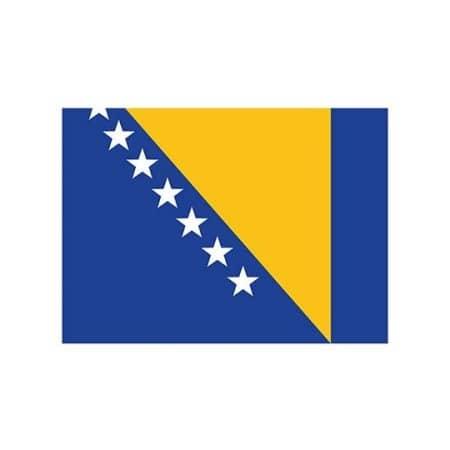 Fahne Bosnien und Herzegowina von Fahnen (Artnum: FLAGBA