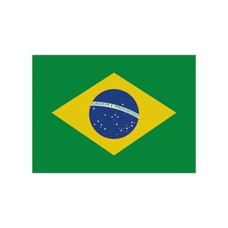 Fahne Brasilien von Fahnen (Artnum: FLAGBR