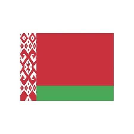 Fahne Weißrussland von Fahnen (Artnum: FLAGBY