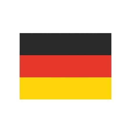 Fahne Deutschland von Fahnen (Artnum: FLAGDE
