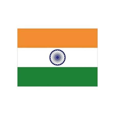 Fahne Indien von Fahnen (Artnum: FLAGIN