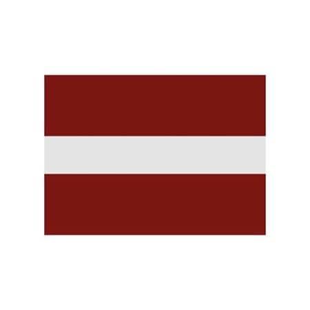 Fahne Lettland von Fahnen (Artnum: FLAGLV