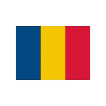 Fahne Rumänien von Fahnen (Artnum: FLAGRO
