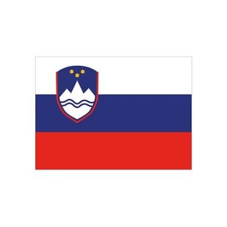 Fahne Slowenien von Fahnen (Artnum: FLAGSI
