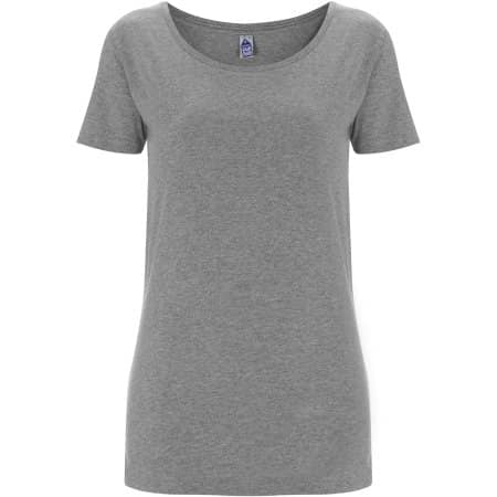 Women`s Fair Share T-Shirt von Continental Clothing (Artnum: FS09