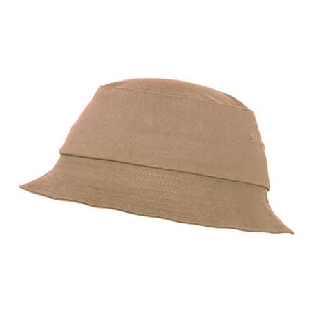 Flexfit Cotton Twill Bucket Hat von FLEXFIT (Artnum: FX5003