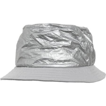 Crinkled Paper Bucket Hat von FLEXFIT (Artnum: FX5003CP