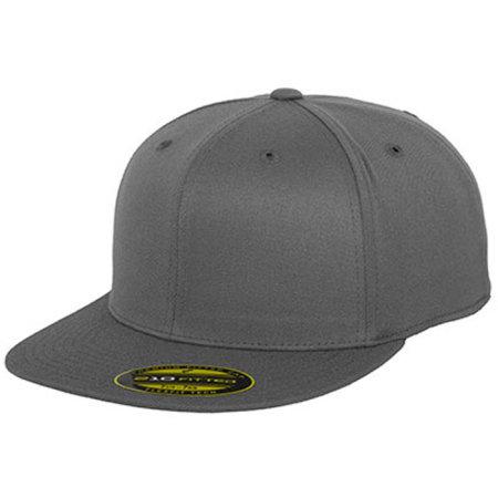 Premium 210 Fitted in Dark Grey von FLEXFIT (Artnum: FX6210