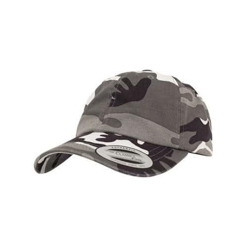 FLEXFIT - Low Profile Camo Washed Cap