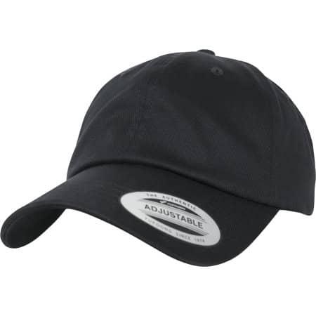Low Profile Organic Cotton Cap von FLEXFIT (Artnum: FX6245OC