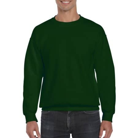 DryBlend® Crewneck Sweatshirt von Gildan (Artnum: G12000