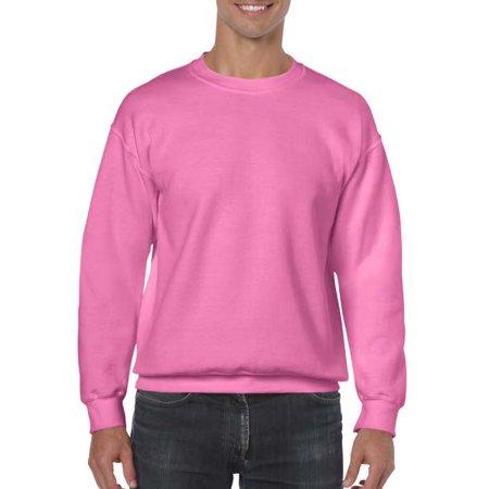 Heavy Blend™ Crewneck Sweatshirt in Azalea von Gildan (Artnum: G18000