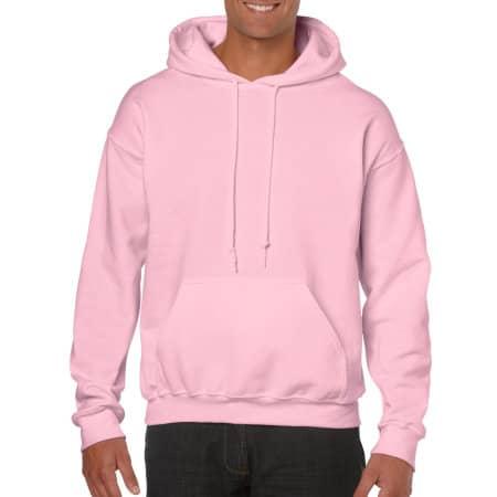 Heavy Blend™ Hooded Sweatshirt in Light Pink von Gildan (Artnum: G18500