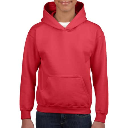 Heavy Blend™ Youth Hooded Sweatshirt von Gildan (Artnum: G18500K