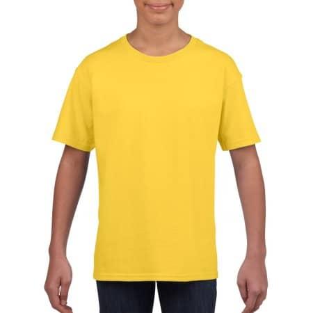 Softstyle® Youth T-Shirt von Gildan (Artnum: G64000K