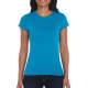 Thumbnail T-Shirts in : Softstyle® Ladies` T- Shirt G64000L von Gildan