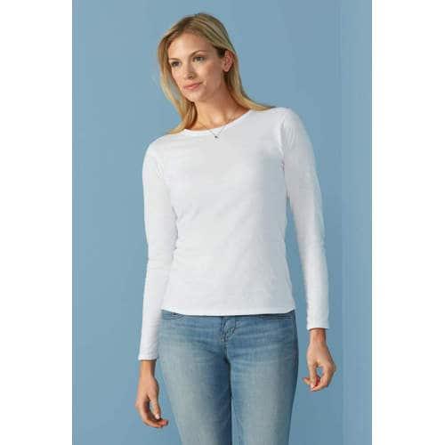 Gildan - Softstyle® Ladies` Long Sleeve T-Shirt