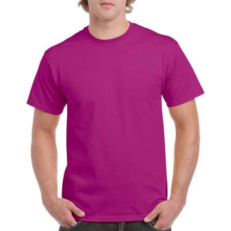 Hammer Adult T-Shirt in Berry von Gildan (Artnum: GH000