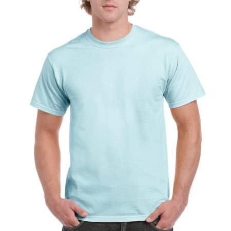 Hammer Adult T-Shirt in Chambray von Gildan (Artnum: GH000