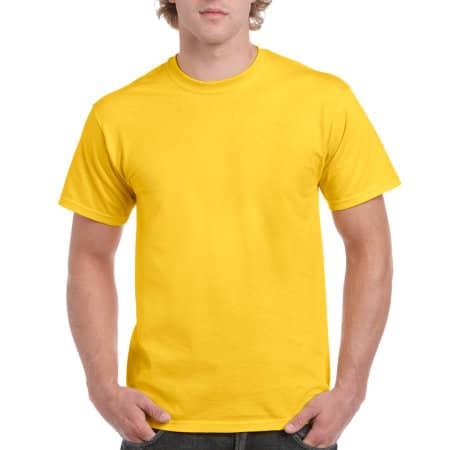 Hammer Adult T-Shirt in Daisy von Gildan (Artnum: GH000