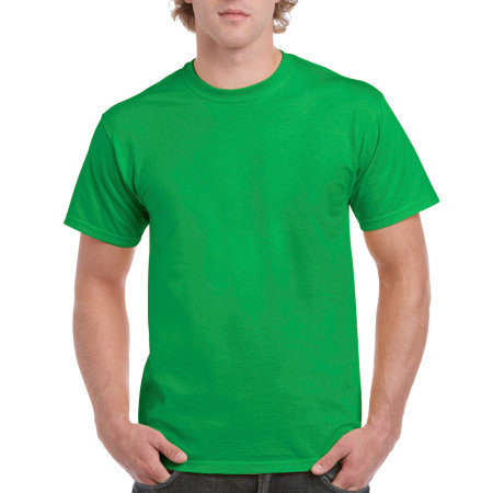 Hammer Adult T-Shirt in Irish Green von Gildan (Artnum: GH000