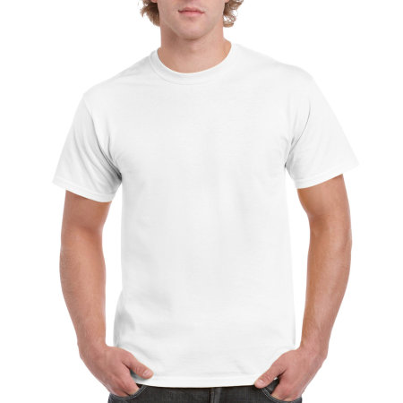 Hammer Adult T-Shirt in White von Gildan (Artnum: GH000